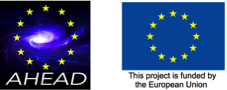 AHEAD and EU Logos