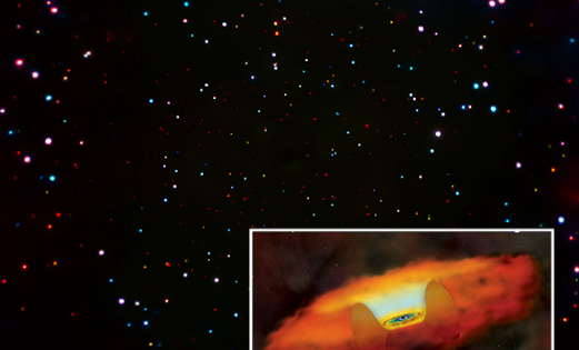 How supermassive black holes existed in the early universe