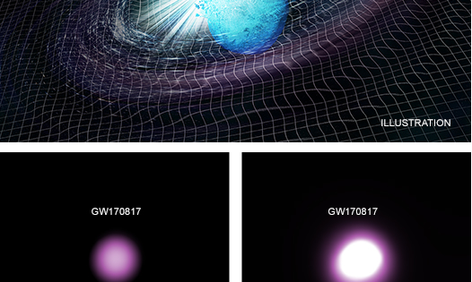 Gravitational wave event likely created the smallest black hole ever detected!