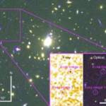 An X-ray detection of star formation in a strongly lensed galaxy