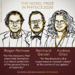 Three scientists share Nobel prize in physics for work on black holes!