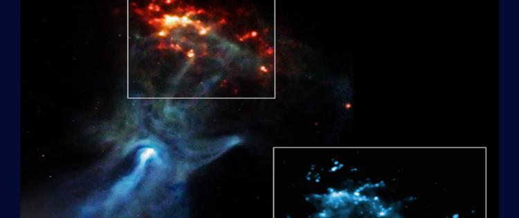 MSH 15-52: Cosmic Hand Hitting a Wall